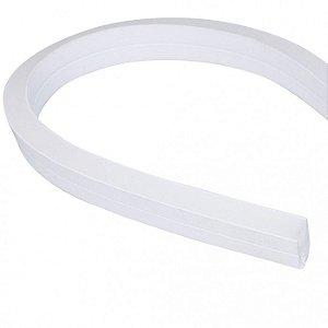 Perfil Silicone 5m Flex Fita Led - LUM86