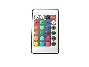 Controle Remoto e Controladora para Fita Led RGB
