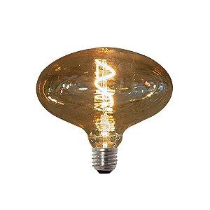 Lâmpada Vintage Retrô Filamento de Led Vetro Par160 4W  Bivolt