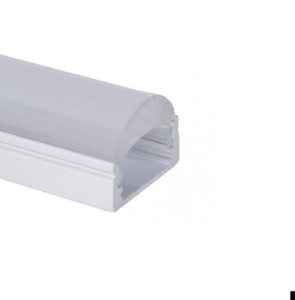 Perfil Sobrepor 2m Slim Fita LED - LUM30
