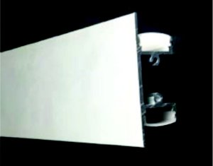 Perfil Arandela Parede e Teto 2m Fita LED - LUMLF 050