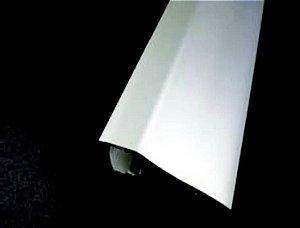 Perfil Sobrepor Arandela Parede e Rodapé 2m Fita LED Wall Wash - LUMLF 052