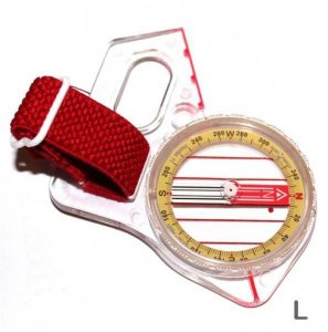 Bússola de DEDO/POLEGAR Modelo 11L BRA - MOSCOMPASS