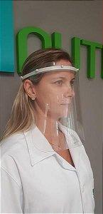 Máscara Protetor Facial Profissional - AVANUTRI