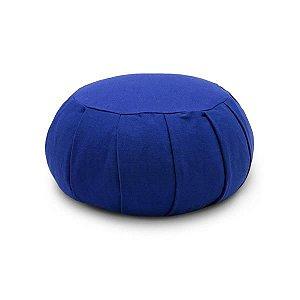 ZAFU Almofada Meditação - Grande - Azul - BIOPULSE