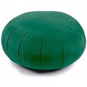 ZAFU Almofada Meditação com Enchimento - Verde - BIOPULSE