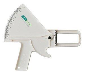 Plicômetro/Adipômetro CLÍNICO - Branco - AVANUTRI