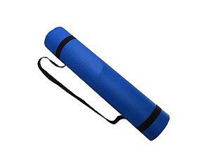 Tapete p/ YOGA Mat em EVA Azul Royal - ACTE