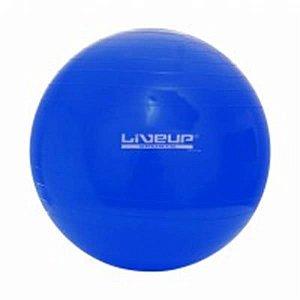 Bola Suiça 65cm Azul - LIVEUP