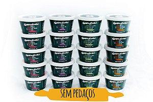 SEM PEDAÇOS - Kit Mensal Fase 2 (20 unidades)