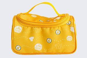 Bolsa Térmica Retangular Amarela