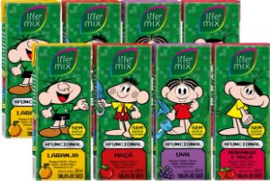 Kit Prático Suco Life Mix - 8 x 200ml
