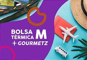 (APENAS RJ) Kit Bolsa Térmica M + Gourmetz