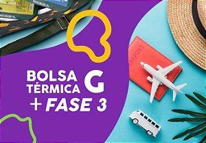 Kit Bolsa Térmica G + Fase 3