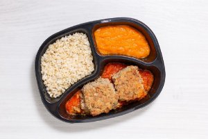 AC - Quibe de Carne com Quinoa