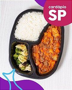 SP | AC - Carne de panela com legumes