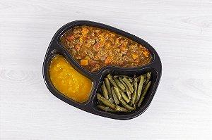 Gourmetz - LowCarb - Carne com Abóbora