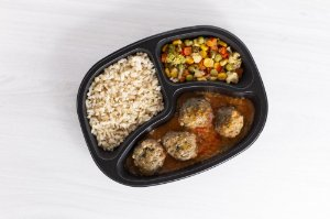 Gourmetz - Fit - Almondega de carne - 288kcal