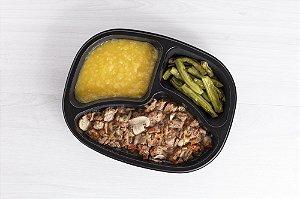 Gourmetz - Fit - Picadinho de carne - 350kcal