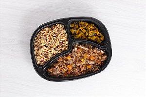 Gourmetz - Fit - Carne desfiada - 283kcal