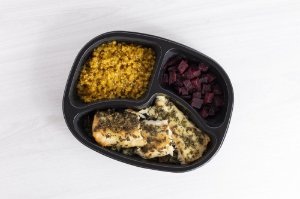 (Apenas RJ) Gourmetz - Fit - Badejo - 218kcal
