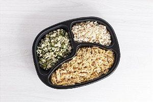 (APENAS RJ) Gourmetz - Fit - Fricasse de Sobrecoxa - 382 kcal