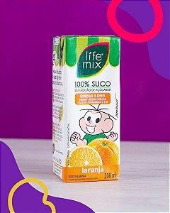 Suco de Laranja Life Mix ,| Sucos