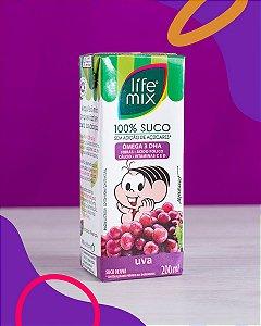Suco de Uva Life Mix ,| Sucos
