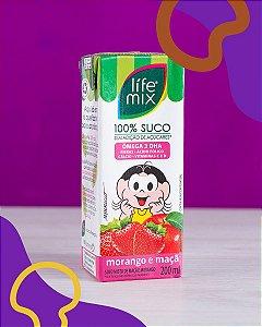 Suco de Morango e Maçã Life Mix ,| Sucos