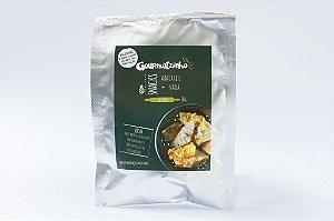 Snack de Abacaxi