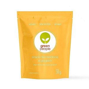Snack de mandioca e gergelim GreenPeople ,| Lanches