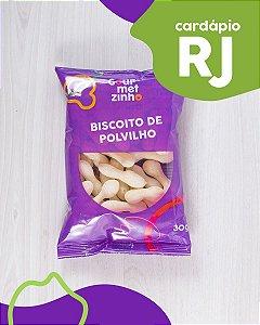 RJ | Lanches - Biscoito de Polvilho