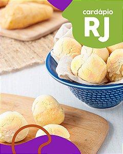 RJ   Lanches - Pão sem queijo