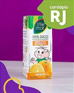 RJ | Suco de laranja - Life Mix