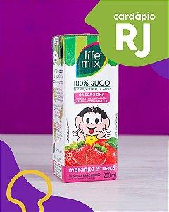 RJ | Suco de Morango e Maçã - Life Mix