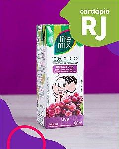 RJ | Suco de Uva - Life Mix