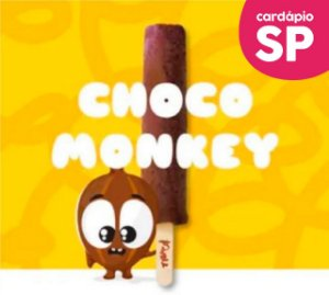 SP | Sorvete - Chocomonkey