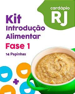 RJ   Kit Introdução Alimentar - F1
