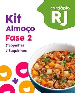 RJ | Kit Almoço - F2