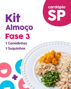 SP | Kit Almoço - F3