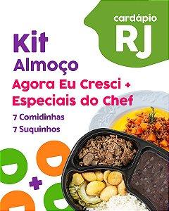 RJ | Kit Almoço - AC e EC