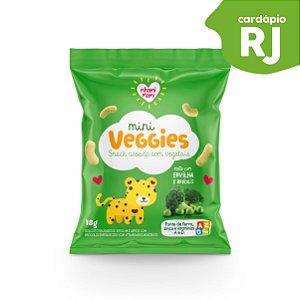 RJ | MINI VEGGIES Ervilha e Brócolis - Nhami Mami