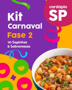 SP | Kit Carnaval - F2