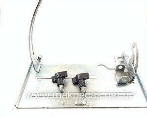 Placa base para serra mármore Bosch GDC 14-40 (Modelo Antigo) - F000623009