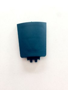 Tampa do porta escova para serra mármore Bosch GDC 14-40 ( Modelo Novo)