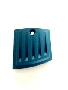 Tampa do porta escova lado esquerdo para lixadeira Bosch GWS 22-180
