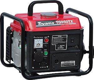 Gerador de Energia A Gasolina 900W Tg950Tx Toyama