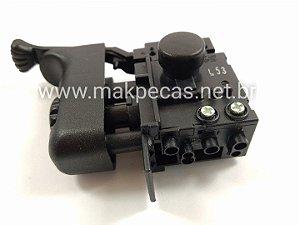 INTERRUPTOR TG813ALB-2 FURADEIRA DE IMPACTO MAKITA  DP4011  /HP2050 / HP2050F / HP2051