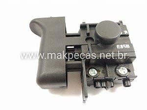 INTERRUPTOR TG843TB-2 FURADEIRA MAKITA HP1640 / HP1641 / HP2014 / HR1830