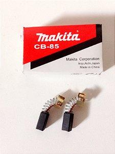 Escovas de Carvão para Furadeira Makita MHP130 (PAR)